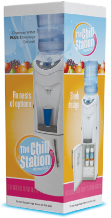 Chill Station Graphic